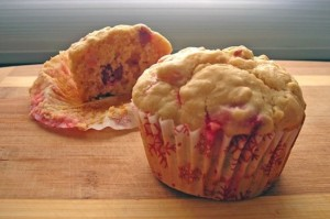 Gooseberry Muffins by Rachel Rappaport